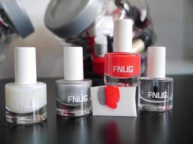 Mon nail art nuancé avec les vernis FNUG (3) - Charonbelli's blog beauté