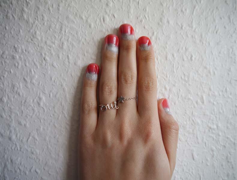Mon nail art nuancé avec les vernis FNUG - Charonbelli's blog beauté