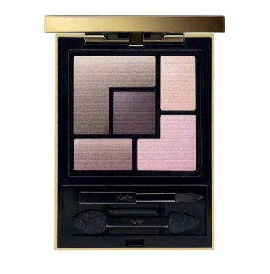 Palette couture Parisienne - Yves Saint Laurent - Les Saturday night make up Yves Saint Laurent aux Galeries Lafayette Toulouse - Charonbelli's blog beauté