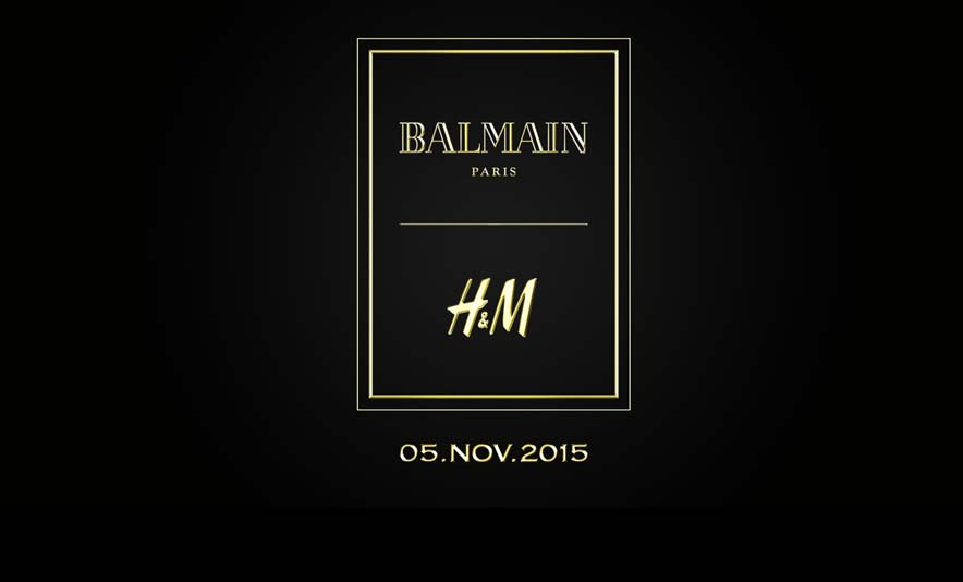 Balmain X H&M - Photo à la Une - Charonbelli's blog mode