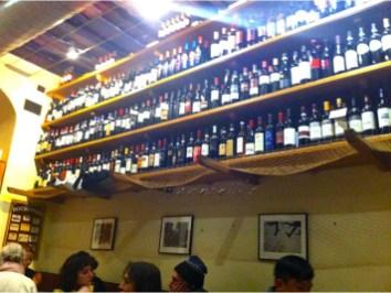 Cul de sac (1) - Où manger à Rome ? Mes meilleures adresses - Charonbelli's blog voyages