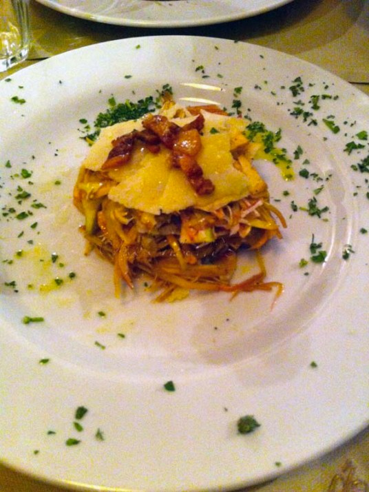 Da Francesco - Où manger à Rome ? Mes meilleures adresses - Charonbelli's blog voyages