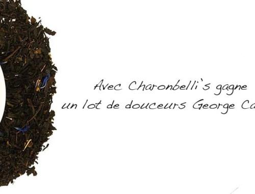 Avec Charonbelli's gagne un lot de douceurs George Cannon - Photo à la Une - Charonbelli's blog mode