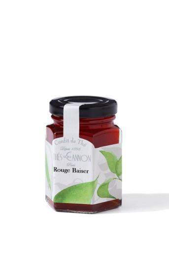 Confit Thé Rouge Baiser_George Cannon - BD - Concours 3 ans Charonbelli's