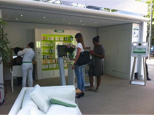 L'ouverture de l'atelier beauté Klorane (5) - Charonbelli's blog beauté