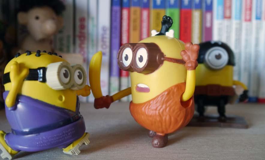 Les Minions débarquent - Photo à la Une - Charonbelli's blog mode