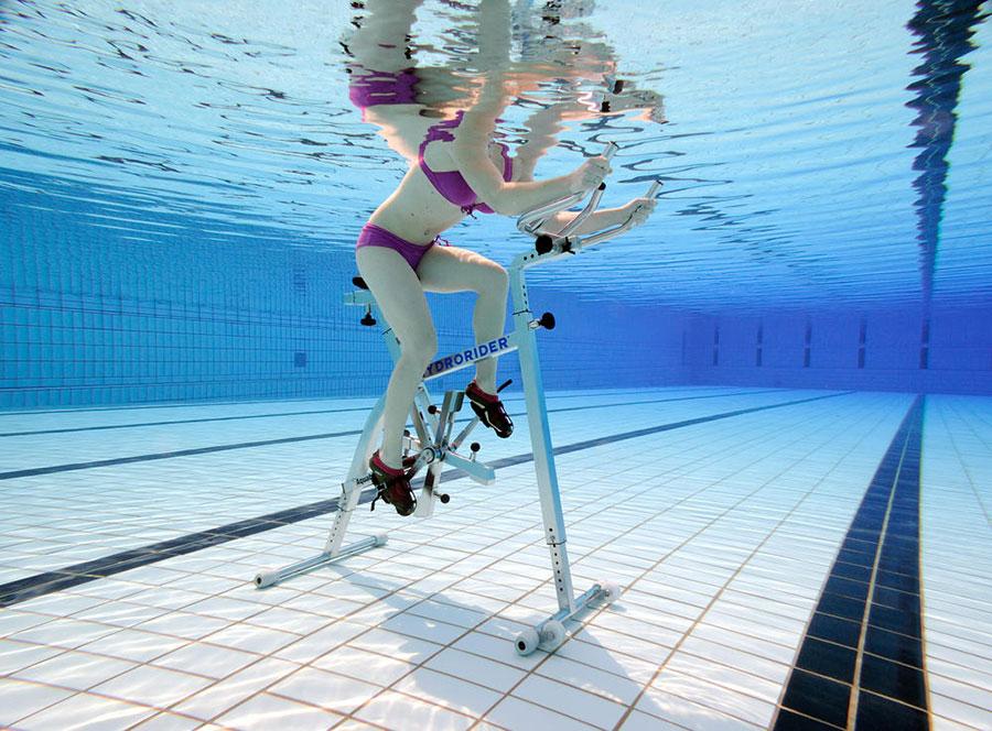 Vélo aquabike - Charonbelli's blog lifestyle
