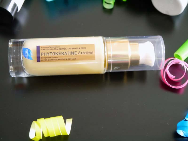 Crème Phytokératine - Look Fantastic 1st Birthday beauty box - le récap ! - Charonbelli's blog beauté