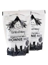 FAT WITCH Préparation pour brownie pour l'expo Brooklyn Rive Gauche au Bon Marché - Charonbelli's blog mode