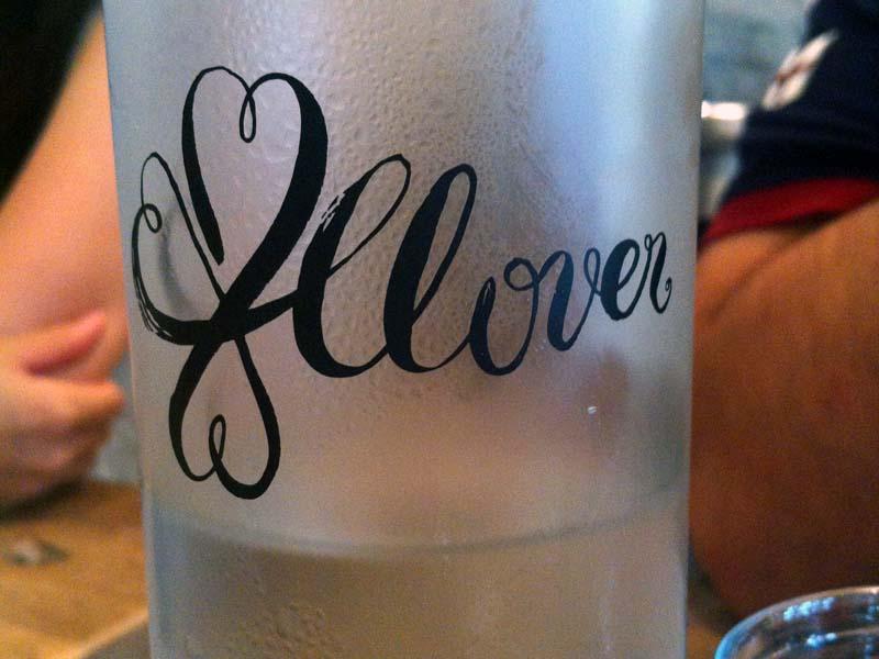 J'ai testé Clover le nouveau restaurant de Jean-François Piège - Charonbelli's blog mode et beauté