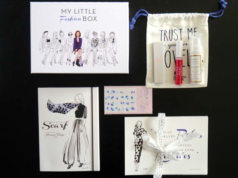 La revue de My Little fashion box avec American Vintage (1) - Charonbelli's blog beauté