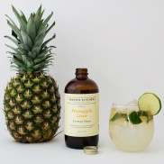 MORRIS KITCHEN Sirop citron expo Brooklyn Rive Gauche au Bon Marche - Charonbelli's blog mode