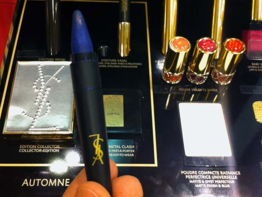 Mon 4e rendez-vous pour les Saturday night make up Yves Saint Laurent aux Galeries Lafayette Toulouse (3) - Charonbelli's blog beauté
