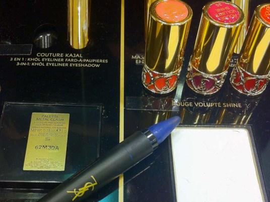 Mon 4e rendez-vous pour les Saturday night make up Yves Saint Laurent aux Galeries Lafayette Toulouse (4) - Charonbelli's blog beauté