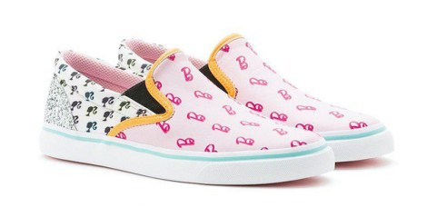 Sophia Webster Barbie adele slip on trainers - Charonbelli's blog mode