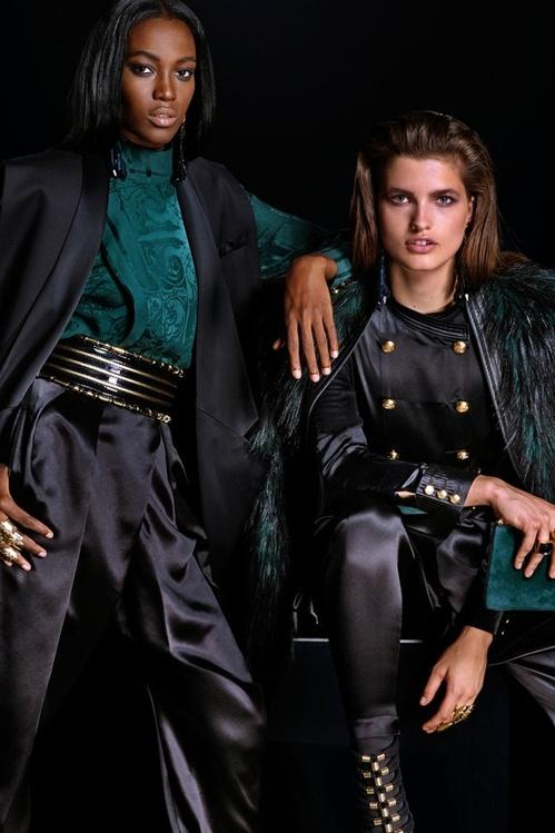 Balmain X H&M (10) - Charonbelli's blog mode