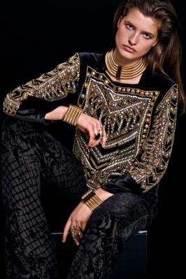 Balmain X H&M (2) - Charonbelli's blog mode