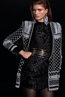Balmain X H&M - Charonbelli's blog mode