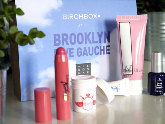Birchbox Brooklyn Rive gauche (3)- Charonbelli's blog beauté