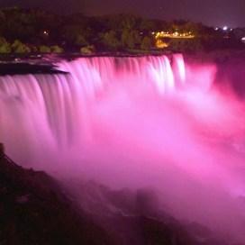Chutes du Niagara Canada - #Octobrerose - le cancer du sein, parlons-en ! - Charonbelli's blog mode et beauté