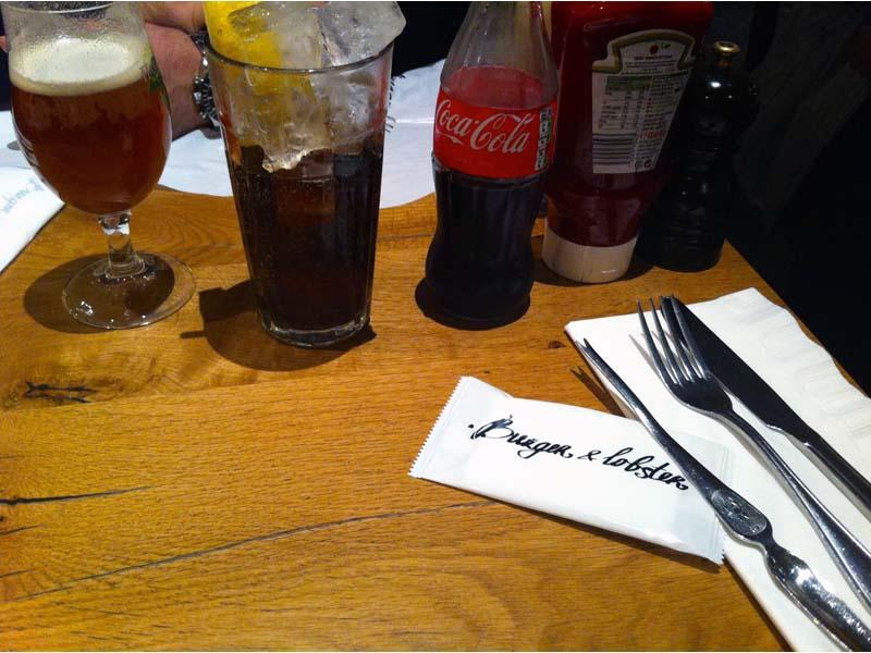 J'ai testé Burger & Lobster à Londres (2) - Charonbelli's