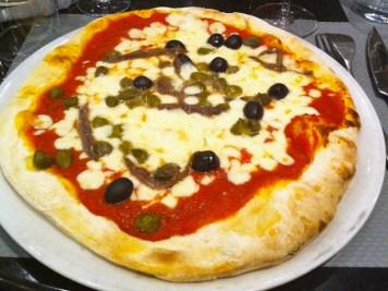 J'ai testé le Caffé Cotti ! Pizza Sicilienne - Charonbelli's blog lifestyle