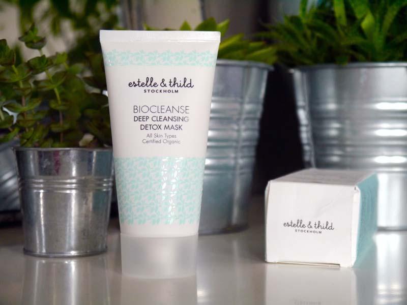Le masque détox nettoyant en profondeur Estelle & Thild, l'indispensable pour une jolie peau - Charonbelli's blog beauté