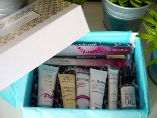 Le récap de ma Lookfantastic beauty box du mois d'Octobre (1) - Charonbelli's blog beauté