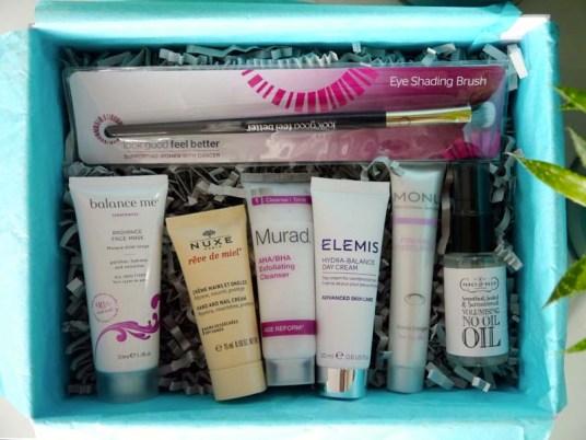 Le récap de ma Lookfantastic beauty box du mois d'Octobre (2) - Charonbelli's blog beauté