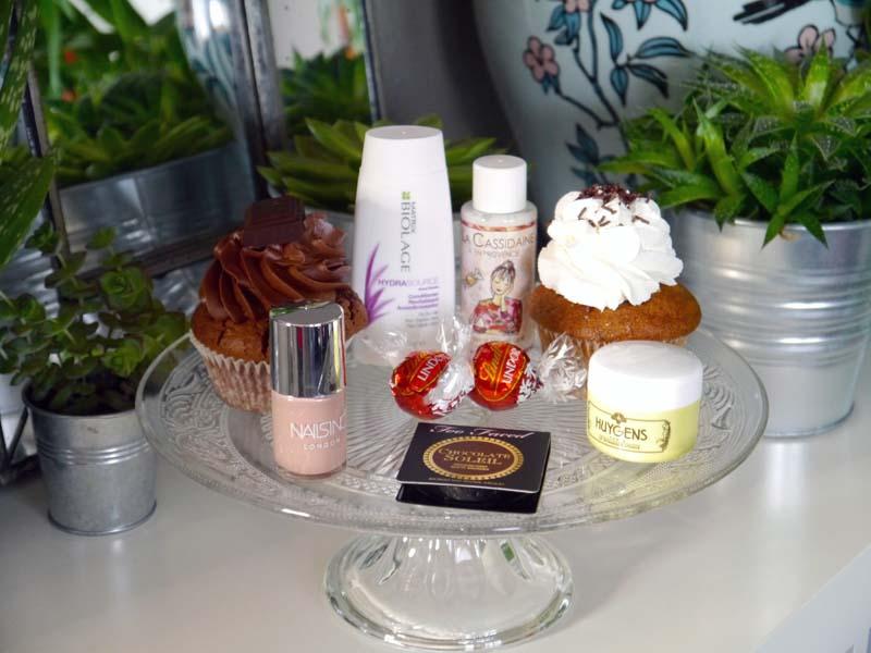 Ma Glossybox Gourmande du mois d'Octobre (6) - Charonbelli's blog beauté