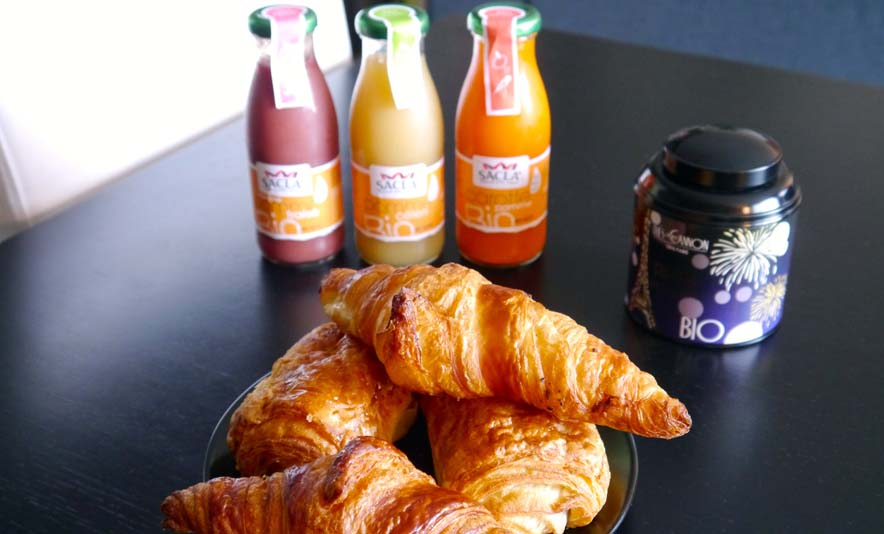 Mes petits plaisirs du matin avec les thés George Cannon et les jus Saclà - Photo à la Une - Charonbelli's blog mode