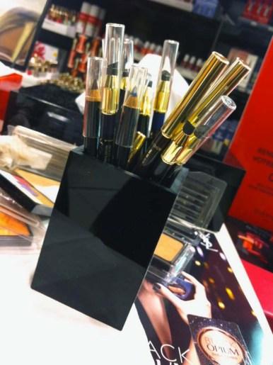 Mon 5e rendez-vous chez Yves Saint Laurent pour les Saturday night make up - Charonbelli's blog beauté