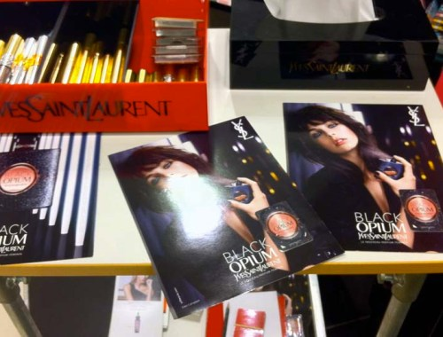 Mon 5e rendez-vous chez Yves Saint Laurent pour les Saturday night make up - Photo à la Une - Charonbelli's blog beauté