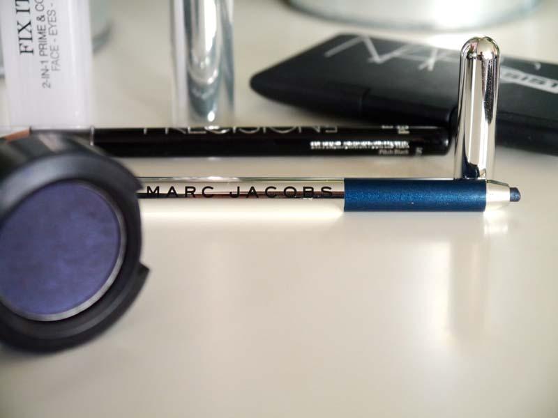 Mon smoky bleu, 2e essai ! (4) - Charonbelli's blog beauté