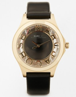 Montre Skeleton Marc by Marc Jacobs - Charonbelli's blog mode
