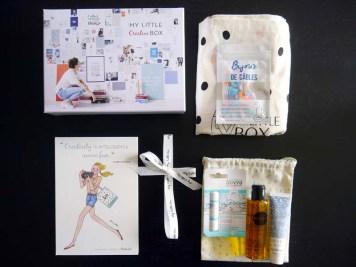 My Little Box créative du mois d'octobre (2) - Charonbelli's blog beauté