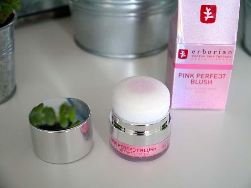 Pink Perfect blush Erborian (3) - Charonbelli's blog beauté