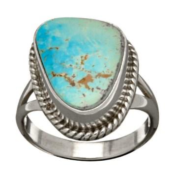 Bague Blue Diamond Harpo - Charonbelli's blog mode