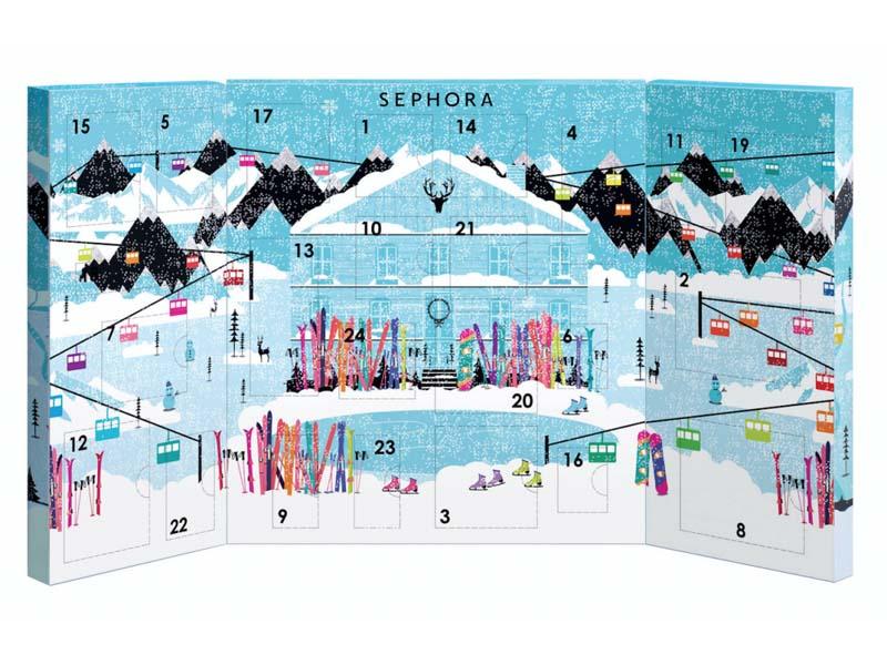 Calendrier de l'Avent Sephora - Je veux un calendrier de l'Avent beauté ! - Charonbelli's blog beauté