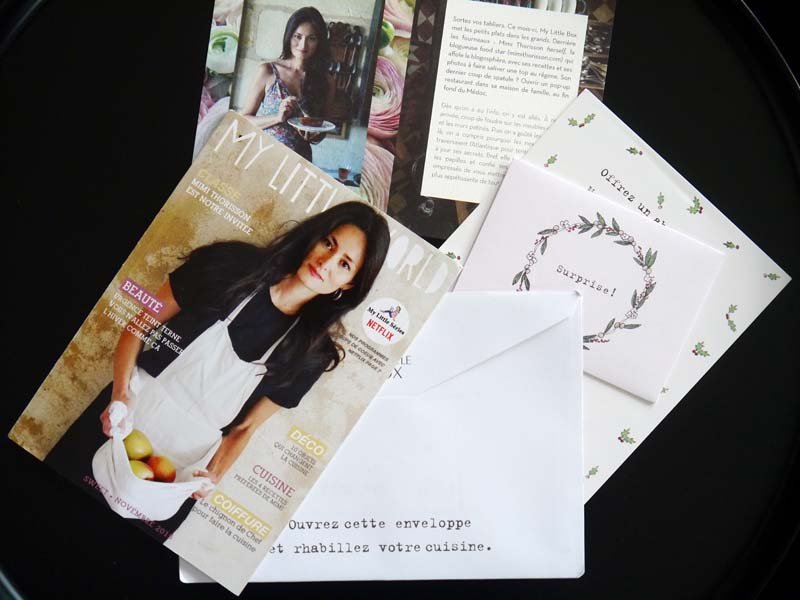 Le récap de My Sweet Little Box (3) - Charonbelli's blog beauté