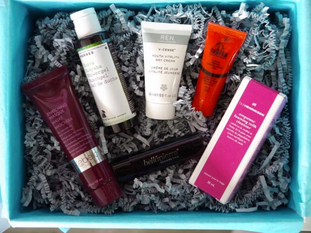 Le récap' de ma box beauté Lookfantastic du mois de novembre (3) - Charonbelli's blog beauté