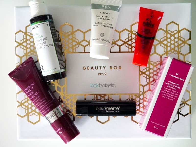 Le récap' de ma box beauté Lookfantastic du mois de novembre (5) - Charonbelli's blog beauté