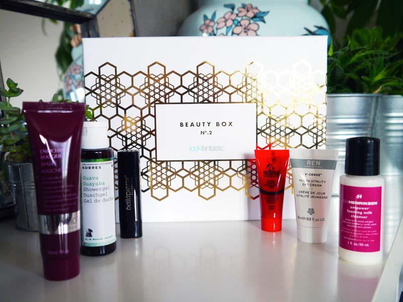Le récap' de ma box beauté Lookfantastic du mois de novembre (6) - Charonbelli's blog beauté
