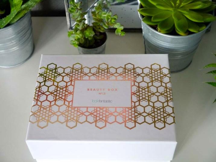 Le récap' de ma box beauté Lookfantastic du mois de novembre - Charonbelli's blog beauté