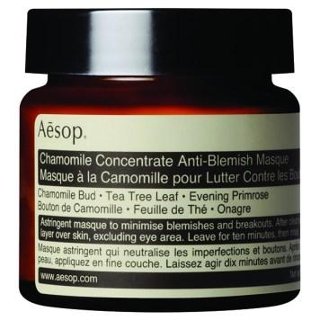 Masque anti imperfections a la camomille Aesop - Charonbelli's blog beaute