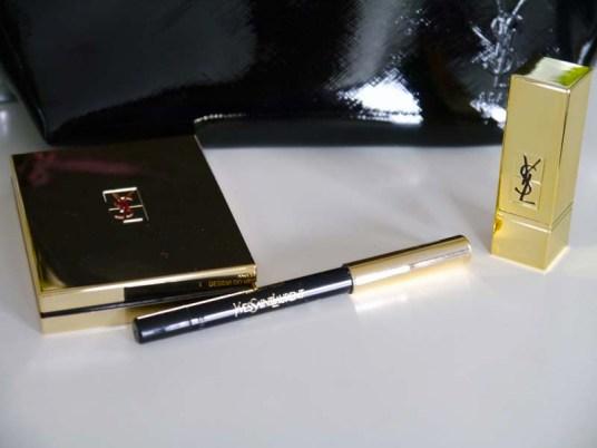 Mon dernier rendez-vous chez Yves Saint Laurent pour les Saturday night make up (5) - Charonbelli's blog beaute
