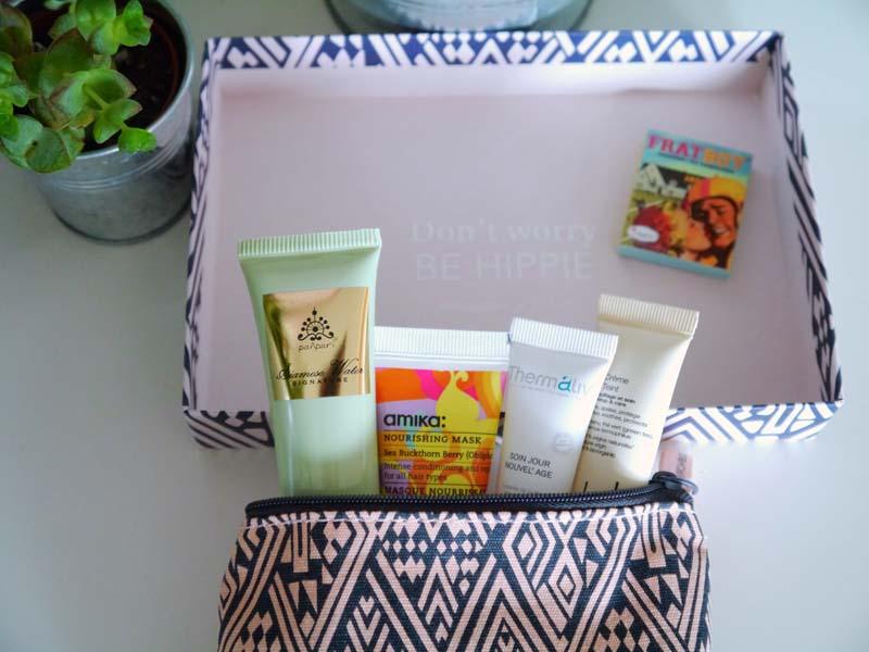 Quand Birchbox s'invite dans le dressing de ba&sh et à la maison (4) - Charonbelli's blog beauté