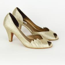Chaussures a paillettes Patricia Blanchet - Charonbelli's blog mode