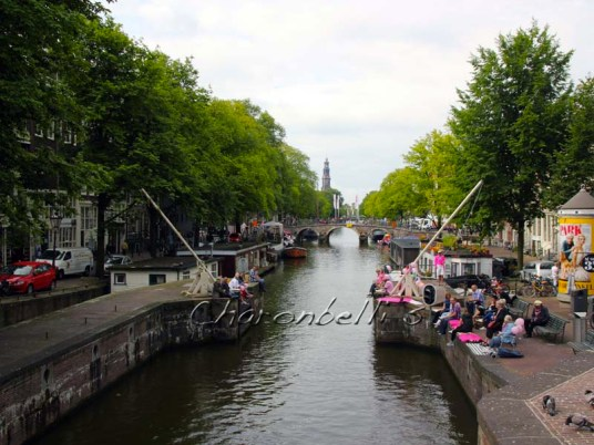 Et si on (re)partait a Amsterdam ? #cityguide - Gay pride - Charonbelli's blog de voyages