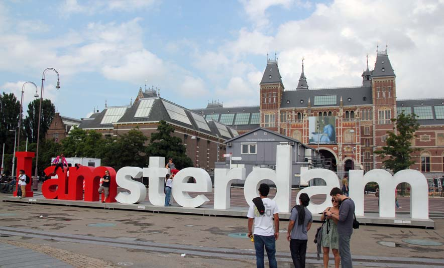 Et si on (re)partait a Amsterdam ? #cityguide - Photo à la Une - Charonbelli's blog mode
